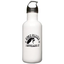 Personalized Rock Clim Sports Water Bottle