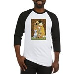 The Kiss & Bull Terrier Baseball Jersey