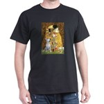 The Kiss & Bull Terrier Dark T-Shirt