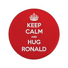 "Hug Ronald 3.5"" Button (100 pack)"