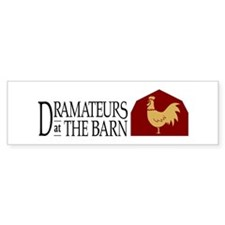 Dramateurs Bumper Bumper Sticker