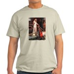 The Accolade Bull Terrier Light T-Shirt