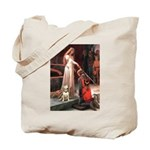 The Accolade Bull Terrier Tote Bag