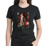The Accolade Bull Terrier Women's Dark T-Shirt