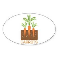 CARROTS Decal