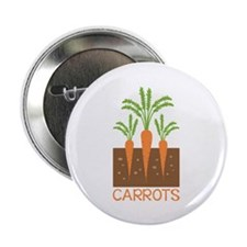 "CARROTS 2.25"" Button (10 pack)"