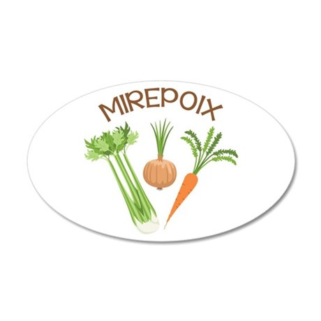 MIREPOIX Wall Decal