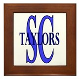 Taylors SC Framed Tile