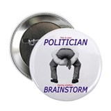 Politician's Brainstorm Button