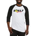B93.7 Baseball Jersey
