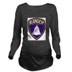 Riverside County Ran Long Sleeve Maternity T-Shirt