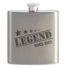 Personalize Legend Since Flask