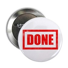 "Done! Graduation 2.25"" Button (100 pack)"