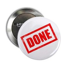 "Done Stamp 2.25"" Button (100 pack)"