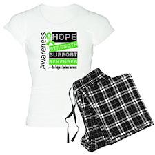 Non-Hodgkins Lymphoma Stre pajamas