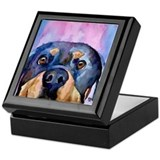 Rotty #2 Keepsake Box