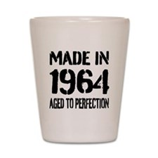 1964 Aged to perfection Shot Glass