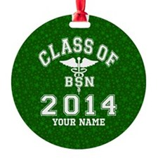 Class Of 2014 Bsn Ornament