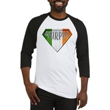 Murphy Irish Superhero Baseball Jersey