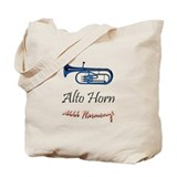 Alto Harmony (both) Tote Bag