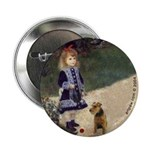 Welsh Terrier Button