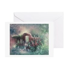 The Secret Garden Greeting Cards