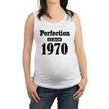 Perfection since 1970 Maternity Tank Top