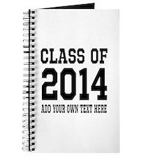 Class Of 2014 High School Graduation Journal
