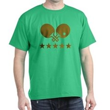 Ping Pong table tennis T-Shirt