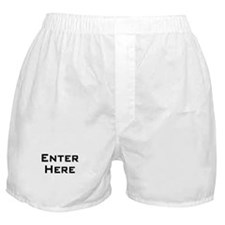 Cool Here Boxer Shorts