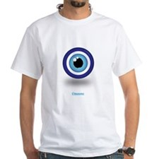 Men's Round Evil Eye T-Shirt