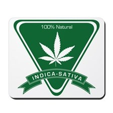 Indica Sativa Mousepad