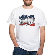 The All American XJ Ash Grey T-Shirt