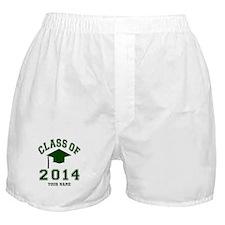Class Of 2014 Graduation Boxer Shorts