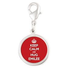 Hug Emilee Charms