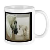 Lipizzan Horse Coffee Small Mug