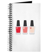 Nail Polish Manicure Journal