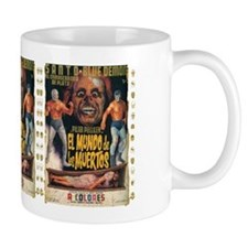 MEXICAN HORROR WRESTLING MOVIE Coffee Mug