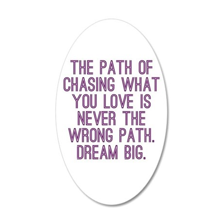 The Path Wall Decal