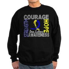 DS Courage Faith 2 Sweatshirt