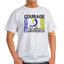 DS Courage Faith 2 T-Shirt