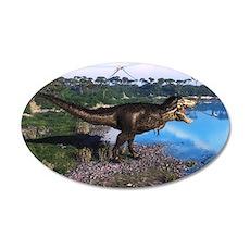 Tyrannosaurus 2 Wall Decal