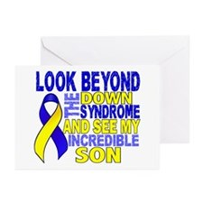 DS Look Beyond 2 Son Greeting Cards (Pk of 20)