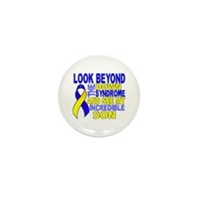 DS Look Beyond 2 Son Mini Button (100 pack)