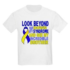 DS Look Beyond 2 Brother T-Shirt