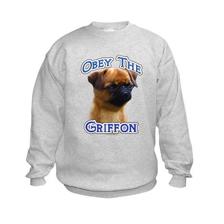 Brussels Obey Kids Sweatshirt