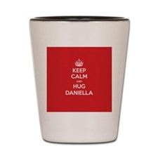 Hug Daniella Shot Glass