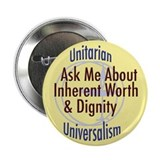 "Unitarian 2.25"" Button (10 pack)"
