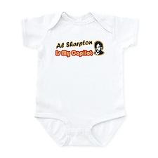 Al Sharpton CoPilot Infant Bodysuit