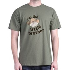 ADULT SIZE little brother monkey T-Shirt